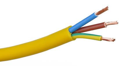 stripped-cable
